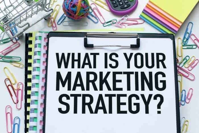 ¿Cuál es tu estrategia de marketing?