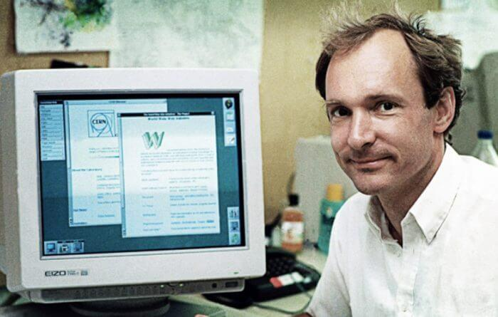 Tim Berners-Lee (1991)