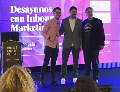 Resumen de la primera edición de: Desayunos con Inbound Marketing