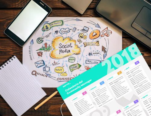 El Calendario del Community Manager 2018